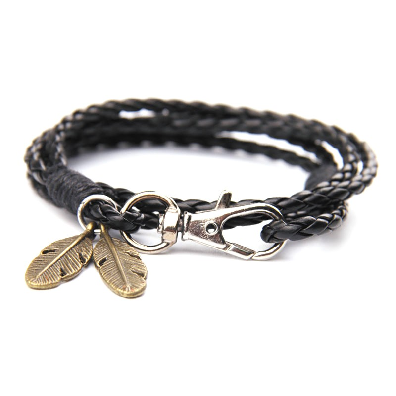 Feather Love Wristband