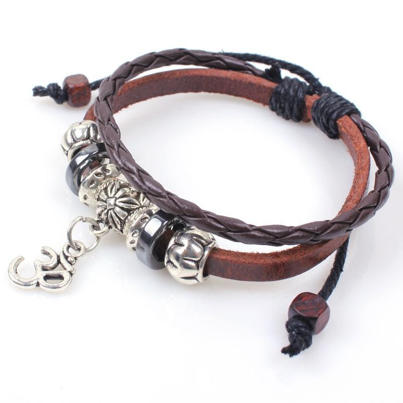 Om Chant Wristband