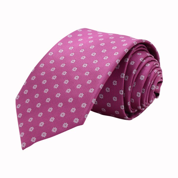 Fancy Floral, Purple Including Pocket Square
