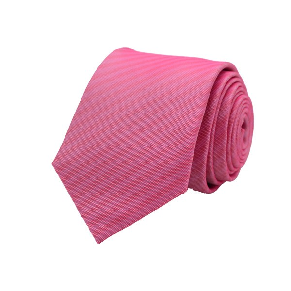 Self Stripes, Dark Pink ,Including Pocket Square