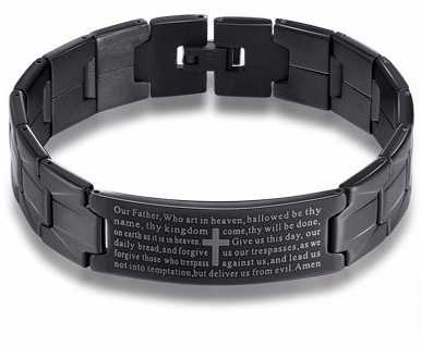 KNS Holy Scripture Bracelet