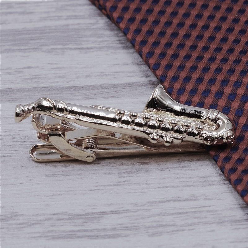 Saxophone Tie Pin